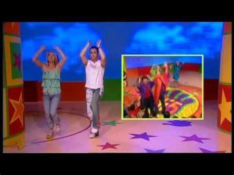 tutorial dance treasure hi 5 rain rain go away dance tutorial youtube