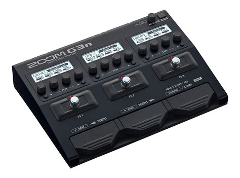 Multi Fx g3n multi effects processor zoom