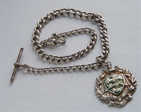 darlor vintage pocket fobs and chains