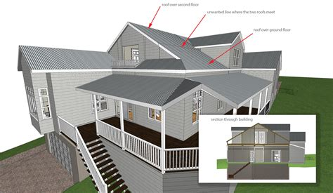 how to design a roof how to model attic roof design envisioneer