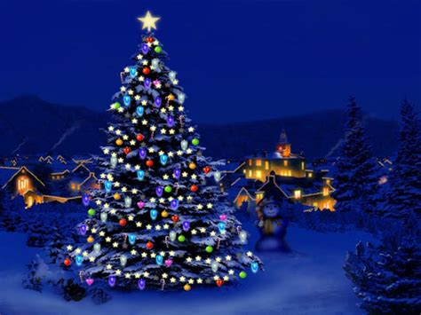 christmas tree wallpapers animated 2015 merry christmas