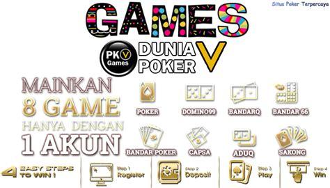 perlu diperhatikan  memilih situs poker terpercaya game judi kartu  indonesia