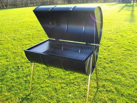 Gallon Drum Fire Pit - 1001 id 233 es fabriquer un barbecue 40 id 233 es diy pour cet 233 t 233