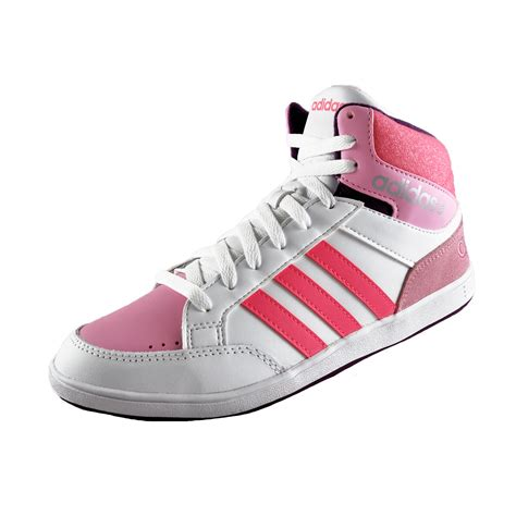 Original Adidas Hoops Mid Top adidas junior vl neo hoops mid top classic retro