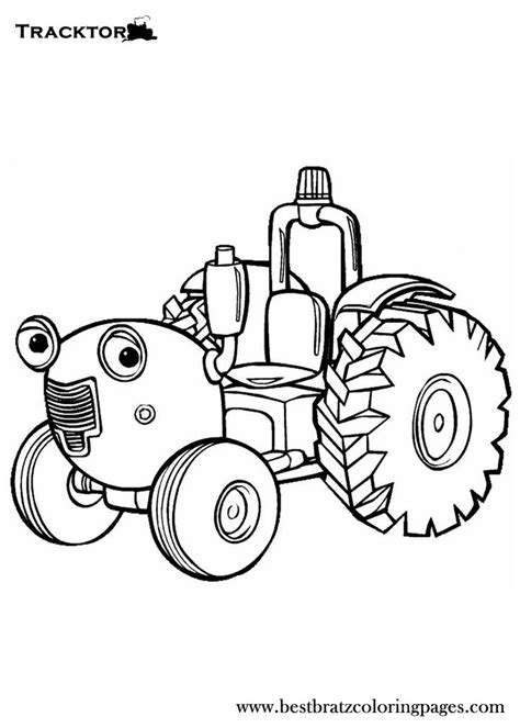 coloring pages tractor tom 1000 images about omalovnky tom on pinterest coloring