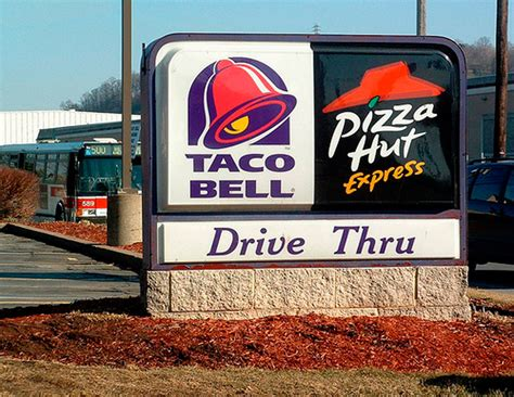 Backyard Taco Drive Thru 39 Fast Food Restaurants Definitively Ranked From Grossest