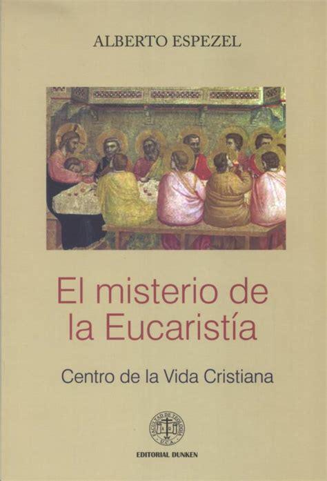 libro el misterio de la libros el misterio central de la iglesia