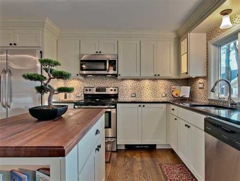 White Kitchen Cabinets With Crown Molding Need Crown Molding Advice For White Kitchen With Shaker Cabinets
