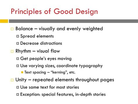 newspaper layout principles ppt newspaper design and layout powerpoint presentation