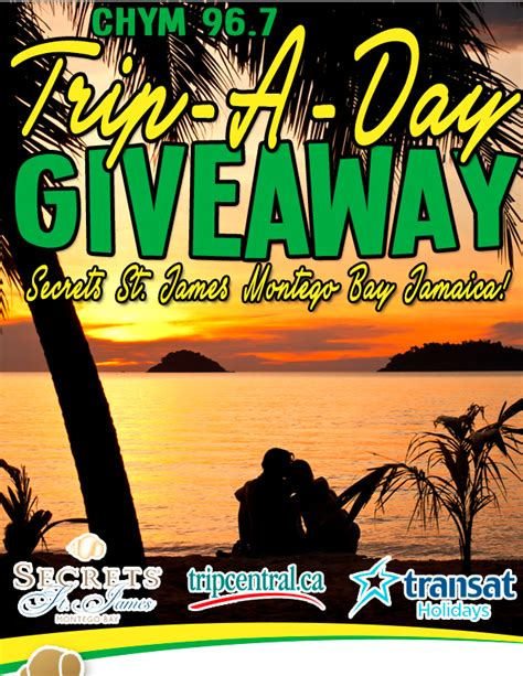 Trip A Day Giveaway - what s going on with radio this september more trip giveaways for you trip sense
