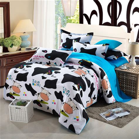 compare prices on cow print bedding online shopping buy