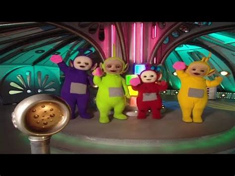 teletubbies knees boohbah magic record player doovi