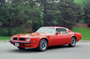 Pontiac Firebird 1974 1974 Pontiac Trans Am Photo 15