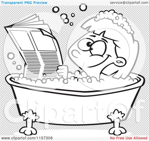 Bath Time Coloring Page Coloring Pages Bath Time Coloring Pages
