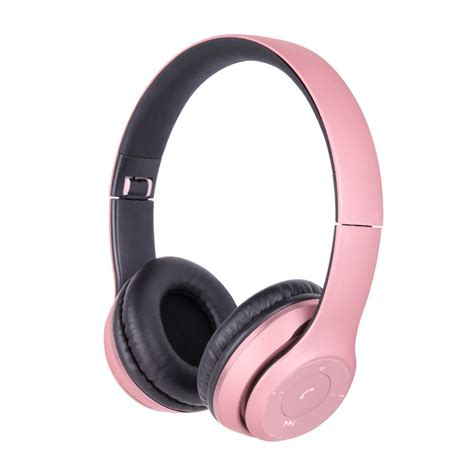 Kitchen Design Software Free by Qudo Bluetooth On Ear Headphones Pink And Grey Ebay