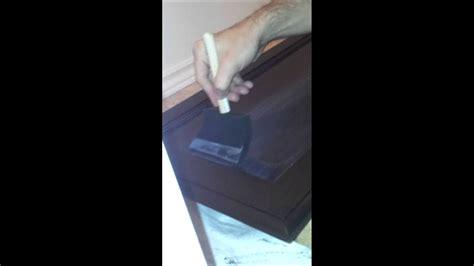 cabinet protective top coat rust oleum cabinet transformations streak free protective