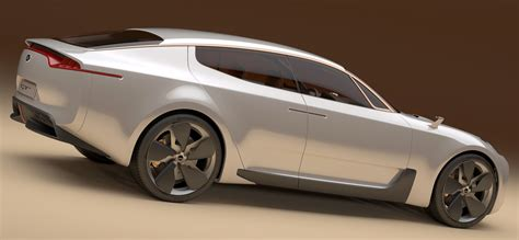 Kia Gt Concept Kia Gt Concept To Be Built Smaller Sports Car Likely