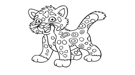 Coloring Pages Of Baby Tigers by Baby Tiger Coloring Page Coloring Home