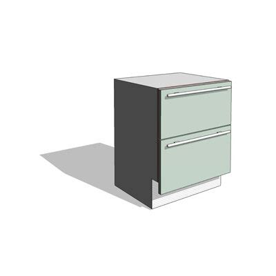 Integrated Refrigerator Drawers by Building Rfa Refrigerator Drawers Integrated