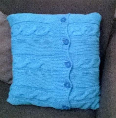 cuscini a maglia 17 migliori idee su cuscino a maglia su