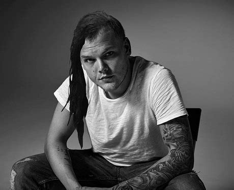 how about avicii rocking a skrillex style look? are we