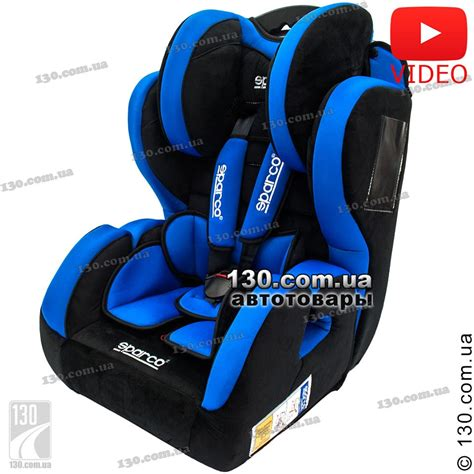 sparco baby seats sparco f700k blue buy baby car seat