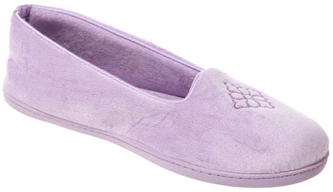 dearfoams slipper dearfoams womens velour solid moccasin slippers ebay