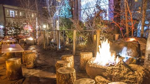 Zen Rooms 10 secret patios in denver to discover dining out