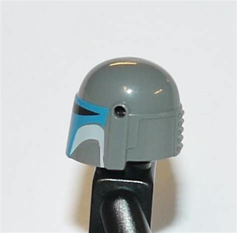 Part Lego Minifigures Headgear Helmet xlego headgear mandalorian helmet headgear lego