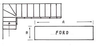 larghezza scale interne scale in kit di montaggio scale da montare facili ed