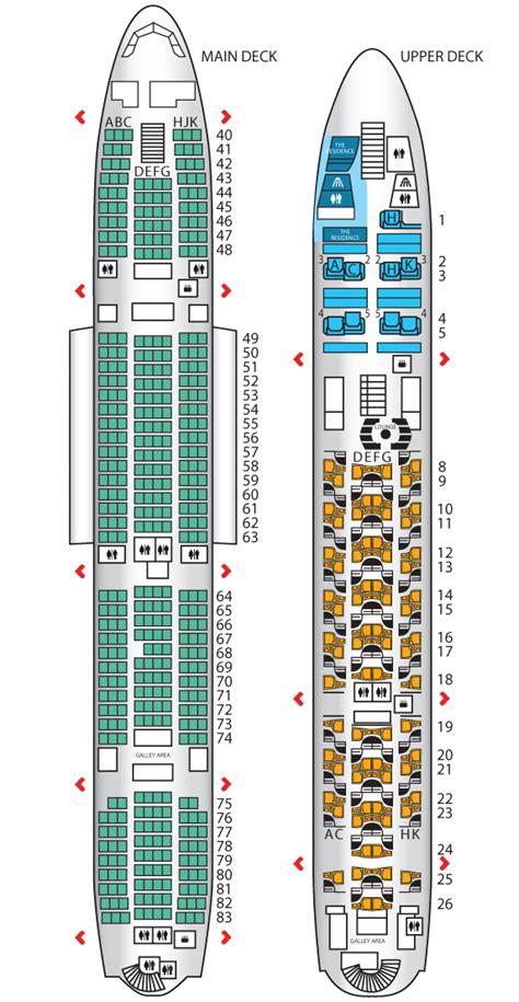a380 etihad airways seat maps reviews seatplans