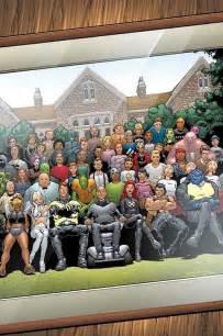 Iron Man Mansion xavier institute student body marvel comics database