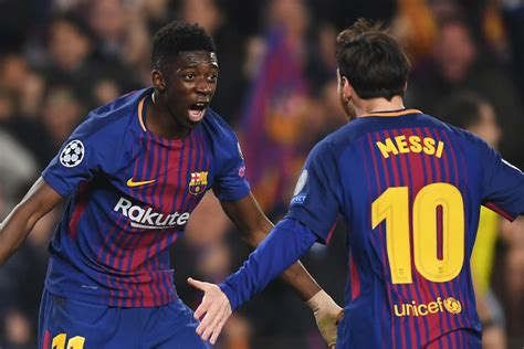 ousmane dembélé goals for barcelona ousmane dembele i m a ferrari under construction