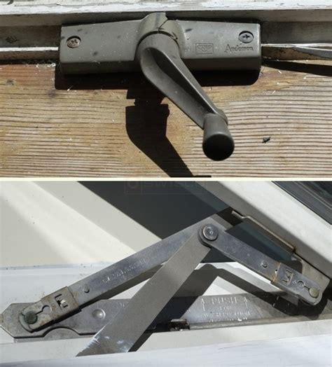 Sash Windows Repair Plastic Guide In An Andersen Casement Window Swisco Com