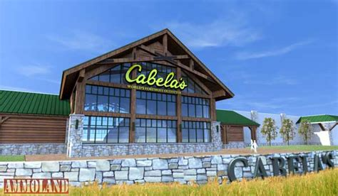 cabela s announces plans for green bay wisconsin store