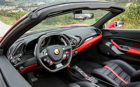 First Drive: 2015 Ferrari 488 Spider