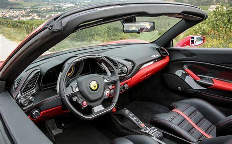 First Drive: 2015 Ferrari 488 Spider