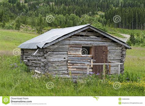 shack in the mountain stock photo image of nature