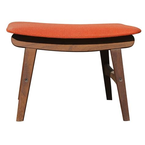 Ottoman Stool by Vintage Foot Rest Ottoman Low Stool Ebay