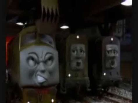 the diesel and friends day of the diesels remake