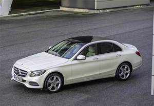 Mercedes C300 White 2014 Mercedes C Class White