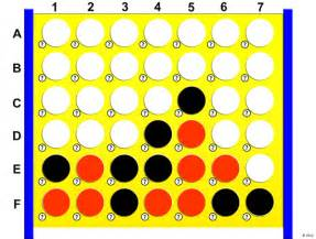 Connect Four Template by Connect Four Powerpoint Template Classroom