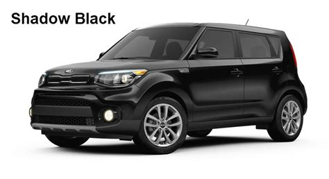 Kia Soul Paint 2017 Kia Soul Exterior Paint Color Options And Interior Colors