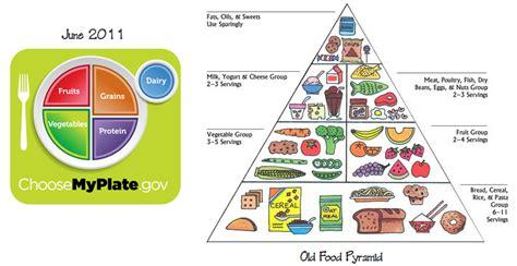 Food Pyramid Plate Printable