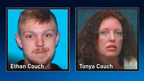 ethan couch mugshot affluenza teen who got slap on the wrist for killing