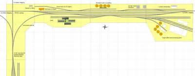 ho shelf plan layouts model railroad