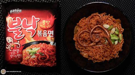 hottest korean noodles top ten spiciest 2014 the ramen rater