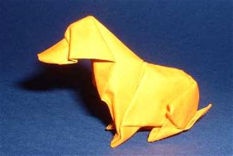 Origami Weasel - origami dokuhon ii by yoshizawa book review gilad