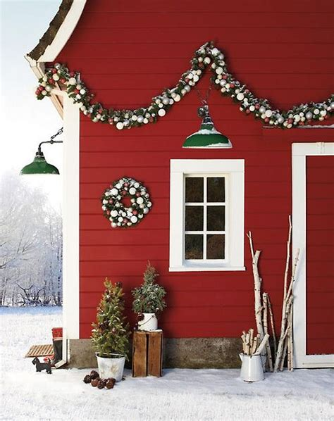 red barn home decor interior design ideas christmas design ideas home bunch