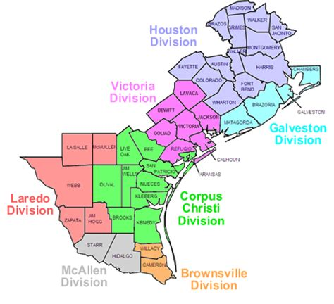 texas federal district court map file southern district of texas map png wikimedia commons